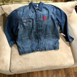 Rocawear New Condition Design Jean Coat